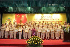 Đề xuất về thi đua, khen thưởng trong Công an nhân dân