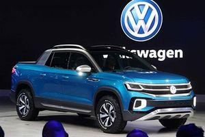 Bán tải Volkswagen Tarok giá dự kiến khoảng 465 triệu