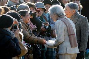 Kinh ngạc cụ bà 80 là fan 'cuồng' Hoàng gia Nhật Bản
