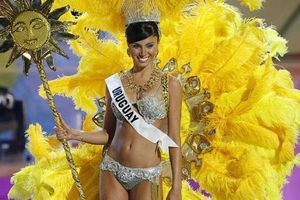 Cựu Hoa hậu Uruguay tử vong bất thường trong tình trạng treo cổ tại khách sạn