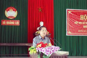 Cử tri Thừa Thiên Huế kiến nghị nhiều vấn đề thiết thực với Đoàn Đại biểu Quốc hội tỉnh