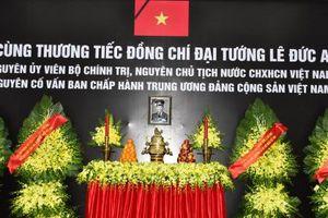 Hình ảnh Lãnh đạo, nhân dân tỉnh Thừa Thiên Huế thăm viếng nguyên Chủ tịch nước, Đại tướng Lê Đức Anh