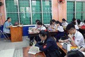 Tỷ lệ 'chọi' tuyển sinh lớp 10 của 107 trường THPT