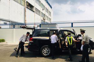 Linh cữu nguyên Chủ tịch nước Lê Đức Anh về đến Tân Sơn Nhất: Siết an ninh