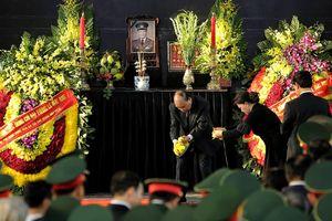 Nơi an nghỉ của nguyên Chủ tịch nước, đại tướng Lê Đức Anh
