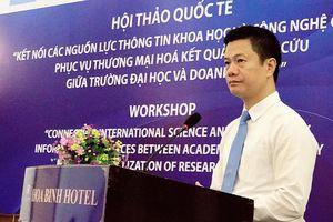 Việt Nam cần học Nhật Bản việc 'thương mại hóa' kết quả nghiên cứu khoa học