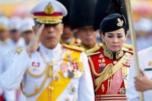 Nhà vua Thái kết hôn ngay trước khi đăng quang