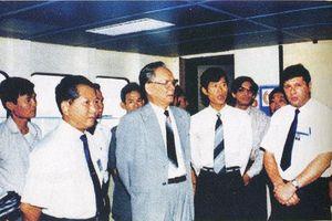 Nhớ chuyến thăm và làm việc của Chủ tịch nước, Đại tướng Lê Đức Anh tại Vietsovpetro năm 1995