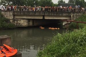 Giận bố mẹ, nữ sinh lớp 8 dựng hiện trường giả nhảy sông tự tử
