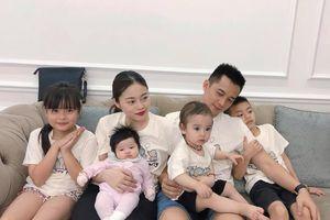 Bà mẹ 4 con Hà thành: Xinh đẹp, giỏi giang, sở hữu tài sản lớn