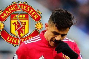 MU trả 13 triệu bảng để tống tiễn 'cục nợ' Alexis Sanchez