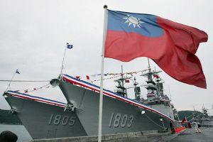 Tàu chiến Mỹ hơn 90 lần 'chọc giận' Trung Quốc ở eo biển Đài Loan