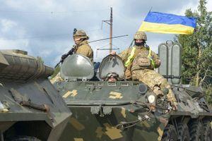 Vừa công bố kết quả bầu cử, Ukraine đánh giá Nga sẵn sàng 'leo thang quân sự'