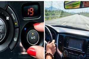 Tuyệt đối không nên bật điều hòa ô tô hết nấc khi vừa lên xe ngày nắng nóng