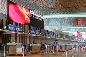 Ngày 27/5, sân bay Vân Đồn đón chuyến bay quốc tế đầu tiên