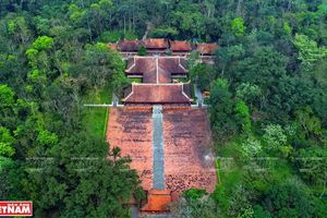 Khám phá kiến trúc độc đáo của kinh thành cổ Lam Kinh
