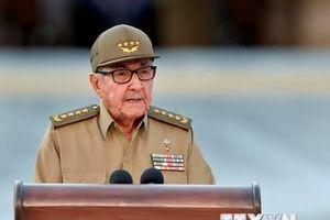Nga trao giải thưởng Lenin cho Bí thư thứ nhất Đảng Cộng sản Cuba