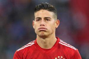Bayern đã ra phán quyết về tương lai James Rodriguez