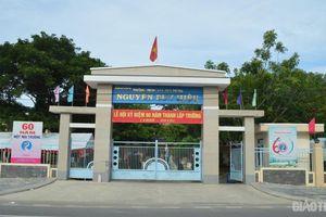 Bất cập chủ trương, Quảng Nam sẽ có 2 trường THPT Nguyễn Duy Hiệu?