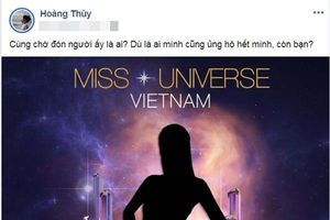 Hoàng Thùy hào hứng chúc mừng, theo dõi Hoa hậu Mỹ: Xứng tầm kỳ phùng địch thủ!