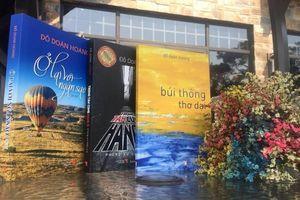 Đỗ Doãn Hoàng kể chuyện 'hành trình vạn dặm' với 3 cuốn sách