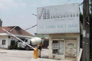 Tp. HCM – Bài 3: Xử phạt 53 triệu đồng đối với công ty Việt Hàn vì xả thải vượt quy chuẩn và kinh doanh không đúng địa điểm