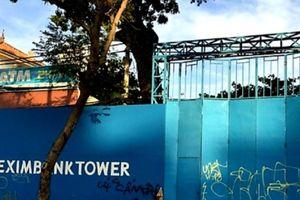 Số phận long đong của dự án trụ sở Eximbank