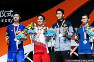 Nhật Bản và Trung Quốc thắng áp đảo giải cầu lông châu Á