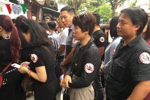 Vụ tai nạn hầm Kim Liên: Thông điệp ý nghĩa bao trùm lễ tang nạn nhân