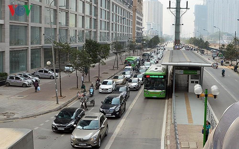 Đường sắt đô thị Hà Nội liệu có một BRT lặp lại?