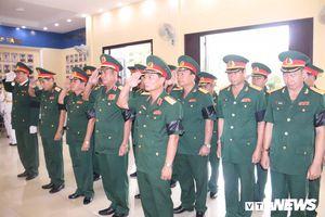 Quân khu 9 tổ chức lễ viếng nguyên Chủ tịch nước Lê Đức Anh