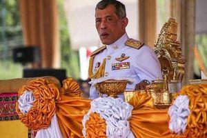 Lễ đăng quang của nhà Vua Thái Lan qua các con số ấn tượng