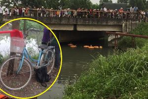 Nữ sinh 14 tuổi dựng hiện trường giả nhảy sông tự tử sau khi bị bố mẹ mắng