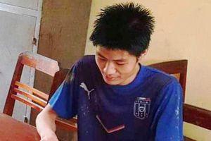 Nghi phạm đâm chém 5 học sinh và giáo viên ở Thanh Hóa bị khởi tố, bắt tạm giam