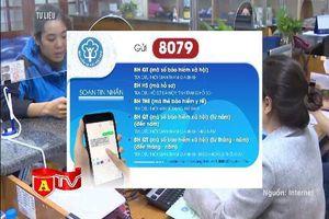 Triển khai dịch vụ tin nhắn tra cứu thông tin về BHXH, BHYT