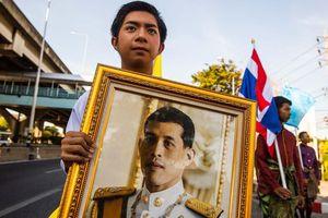 Thái Lan tổ chức Lễ đăng quang Vua Rama X