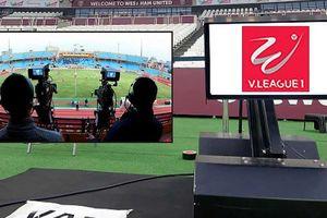 VAR cho V-League để 'đánh thức' sự minh bạch