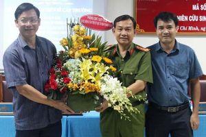 Bổ nhiệm người thay thế vị trí thiếu tướng Phan Anh Minh