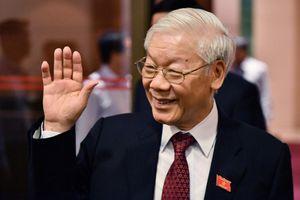 Cử tri mong Tổng bí thư, Chủ tịch nước sớm bình phục