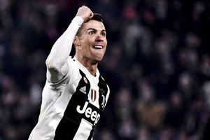 Juventus bất bại ở Serie A khi có Ronaldo trong đội hình