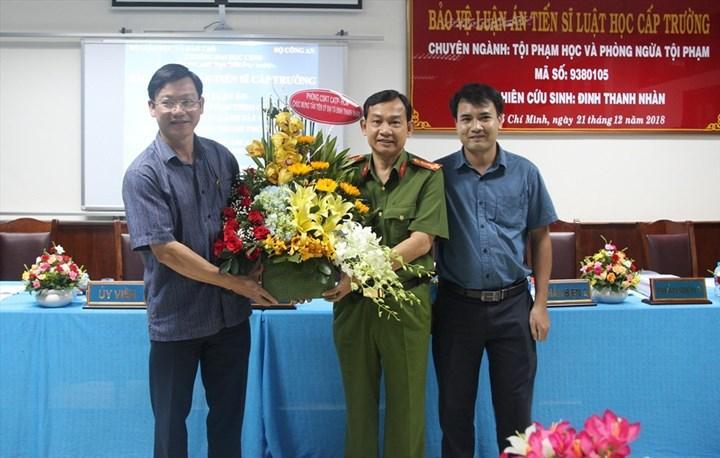 Ai là người thay thế vị trí của Thiếu tướng Phan Anh Minh?