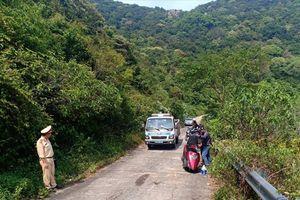 Một nữ sinh tử vong khi bị tai nạn xe máy trên bán đảo Sơn Trà