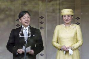 Cảnh tượng choáng ngợp trong lần đầu Nhật hoàng phát biểu công khai