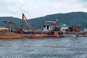 Quảng Ninh: Cấp mỏ cát ở vùng biển biên giới, ngư dân bất an