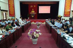Thống nhất giải quyết vướng mắc địa giới hành chính giữa Bắc Cạn và Cao Bằng