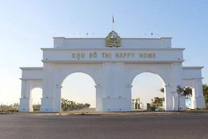 Dự án Happy Home Cà Mau - Giấy phép xây dựng hiện hành, đủ tính pháp lý chuyển giao mặt bằng