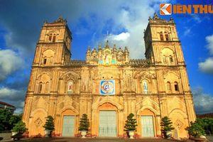 Kiến trúc nhà thờ Bùi Chu sắp hạ giải có gì đặc biệt?