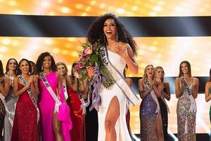 Mỹ nhân 'luống tuổi' bất ngờ đăng quang Hoa hậu Mỹ 2019
