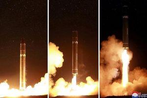 Sáng nay Triều Tiên phóng tên lửa tầm ngắn hướng ra biển Nhật Bản
