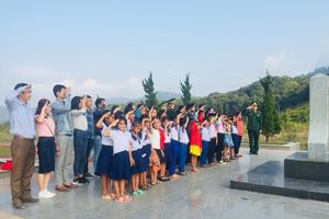 Hiệu quả 'Tiết học biên giới' ở Quảng Trị